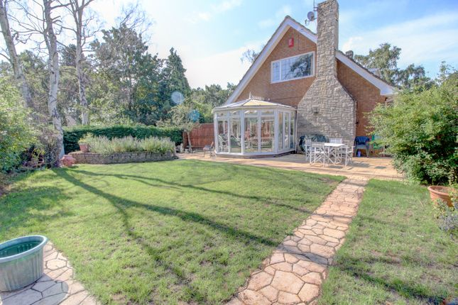 Thumbnail Detached bungalow for sale in Silica Crescent, Scunthorpe