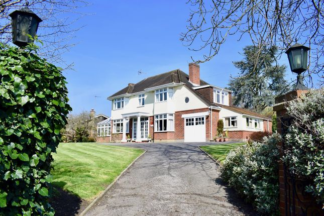 Thumbnail Detached house for sale in South View Road, Ashtead