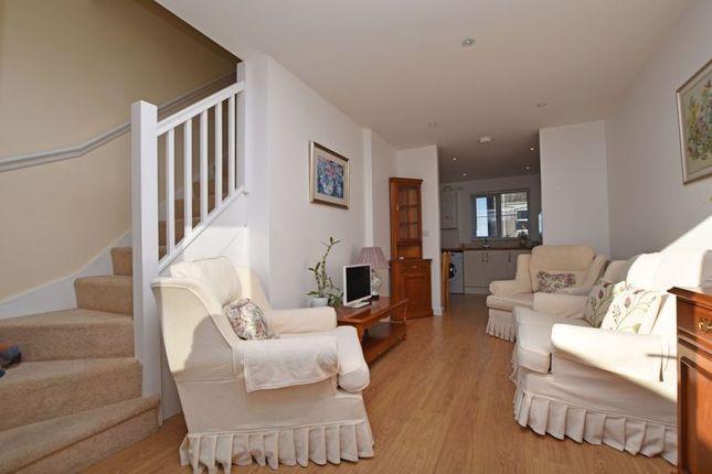 Living Room of Wartha Mews, Fraddon, St. Columb TR9