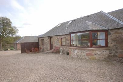 Thumbnail Semi-detached bungalow to rent in Kinwhirrie Cottage, East Kinwhirrie, Kirriemuir