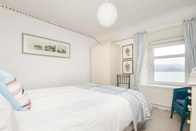 Bedroom Three of West End, Beaumaris, Anglesey, North Wales LL58