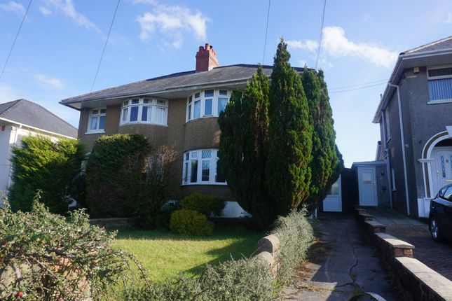 Thumbnail Semi-detached house for sale in Cross Hands Road, Gorslas, Llanelli