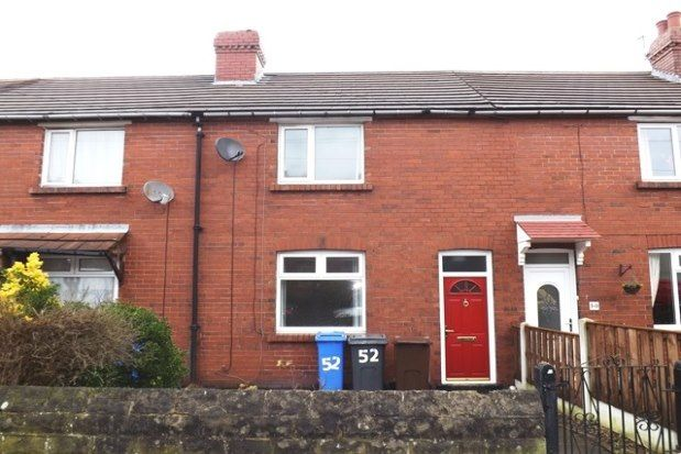 Thumbnail Terraced house to rent in Netherfield Road, Sheffield