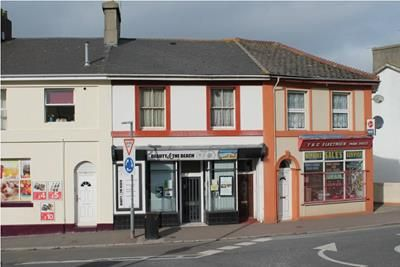 Thumbnail Commercial property for sale in Investment/Development Opportunity Torquay, 72 Princes Road, Torquay, Devon