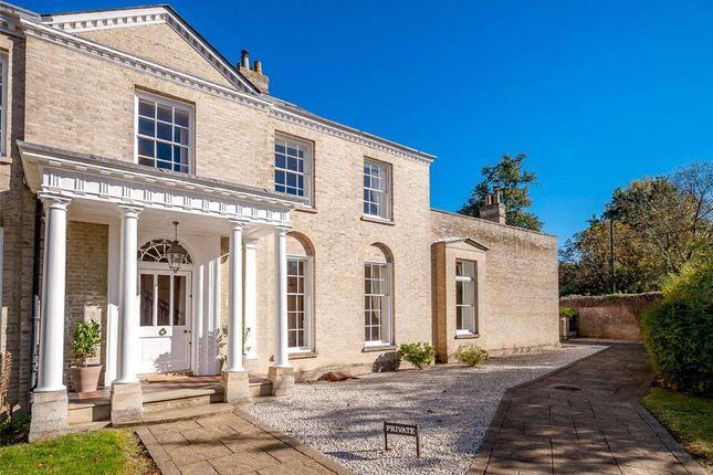 Thumbnail End terrace house for sale in Ashfield Grange, Great Ashfield, Bury St Edmunds, Suffolk