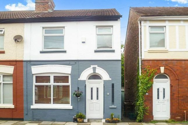 3 bed terraced house to rent in Kings Road, Crosby, Liverpool L23