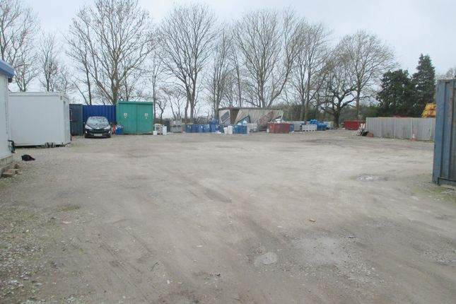 Thumbnail Land to let in Yard At Knights Business Centre, Squires Farm Industrial Estate, Palehouse Common