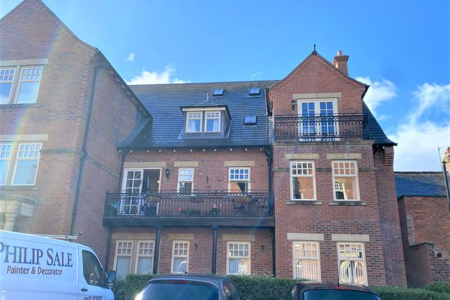 3 bed flat for sale in Admiral Collingwood Court, Morpeth NE61