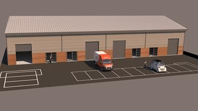 Thumbnail Light industrial to let in New Units, Threemilestone Industrial Estate, Truro