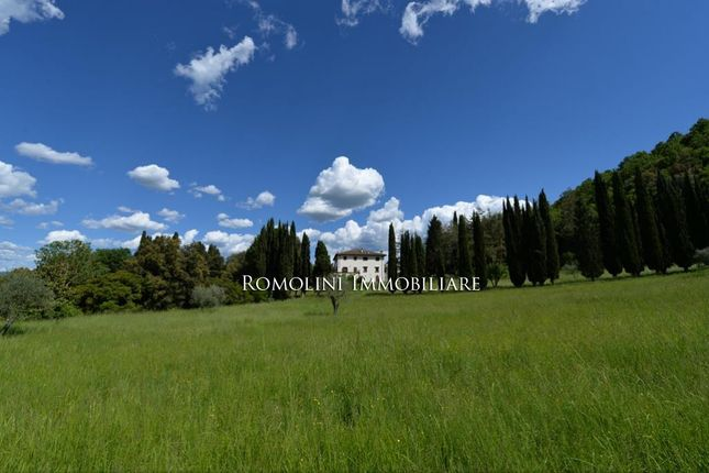 Land for sale in Florence, Tuscany, Italy