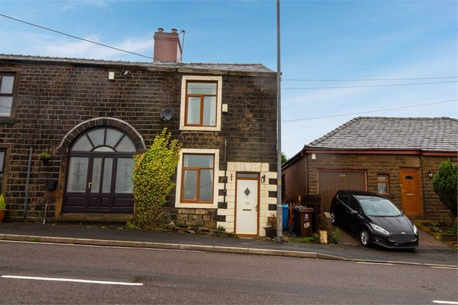 Thumbnail Semi-detached house for sale in Oldham Road, Denshaw, Oldham, Lancashire