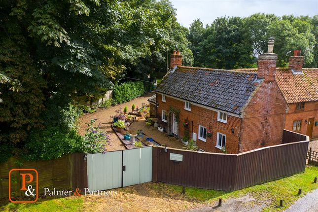 Thumbnail Cottage for sale in Main Road, Marlesford, Woodbridge, Suffolk