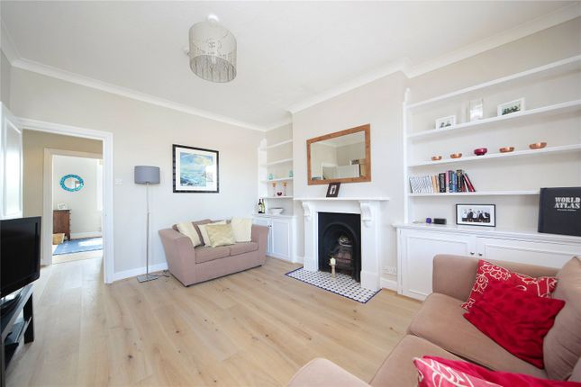Thumbnail Flat to rent in Malwood Road, Clapham South, London