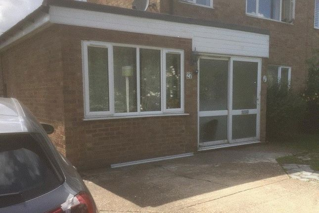 Thumbnail Semi-detached house for sale in Greenbank Road, Watford