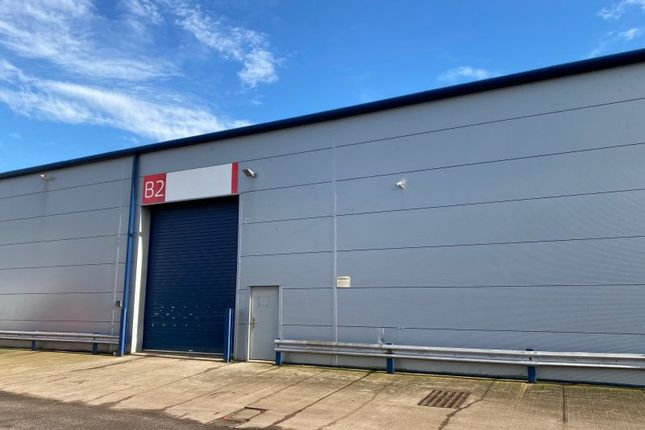 Thumbnail Industrial to let in Unit B2, Newport Business Centre, Newport