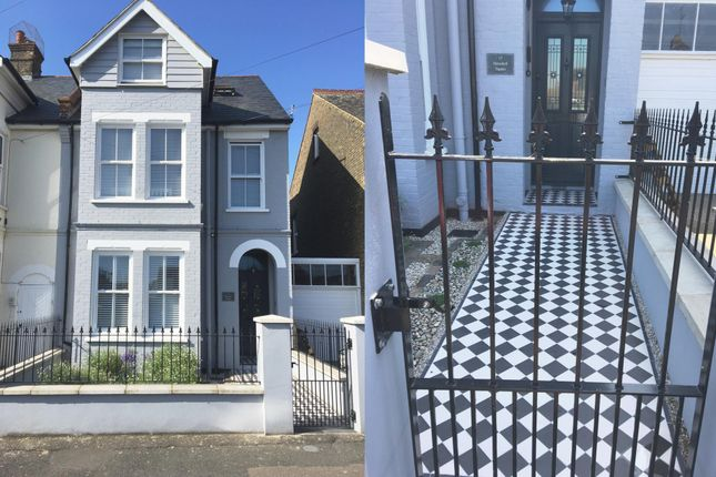 Thumbnail Semi-detached house for sale in Herschell Square, Walmer
