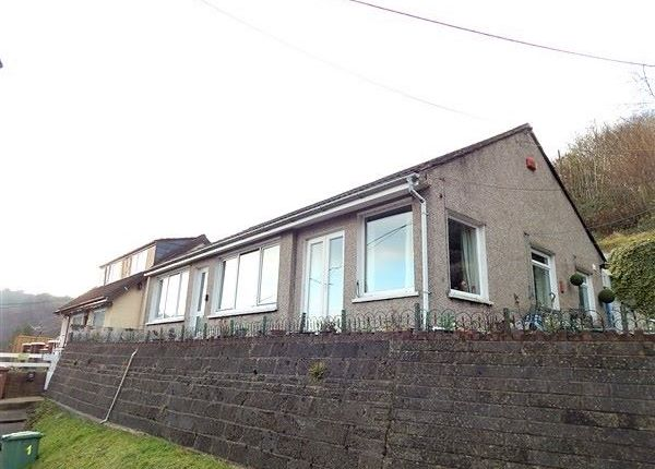 Thumbnail Detached bungalow for sale in Pantddu Bungalows, Aberbeeg
