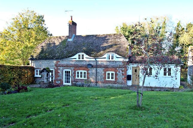 Thumbnail Cottage to rent in Quarley, Andover
