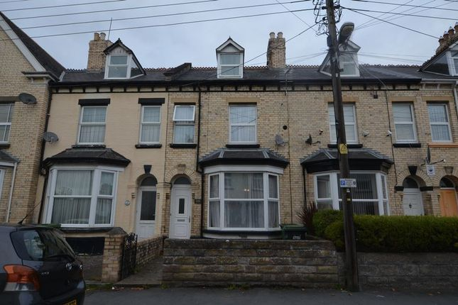 Thumbnail Terraced house to rent in Four Bedroom Terraced House, Carlton Terrace, Barnstaple