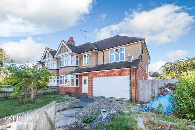 Thumbnail Semi-detached house for sale in Kenilworth Avenue, Reading, Berkshire