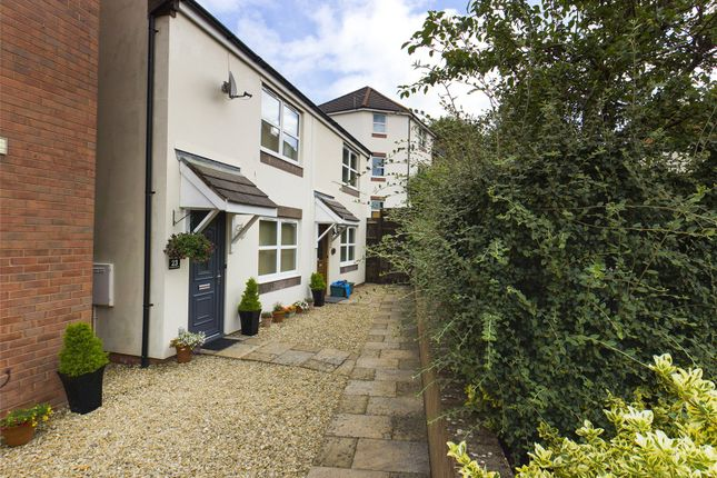 Thumbnail Semi-detached house for sale in Rosedale Court, Cinderford, Gloucestershire