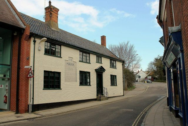 Thumbnail Flat to rent in Bridge Street, Halesworth