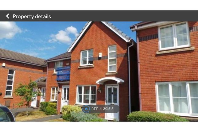 Thumbnail End terrace house to rent in Endeavour Close, Ashton-On-Ribble, Preston