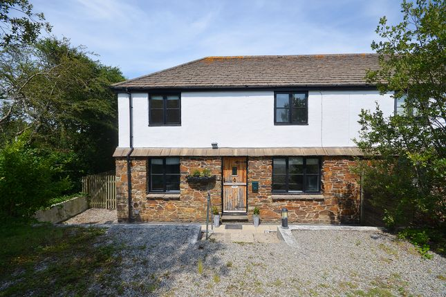 3 bed semi-detached house for sale in Stoney Lane, Goonhavern, Truro TR4