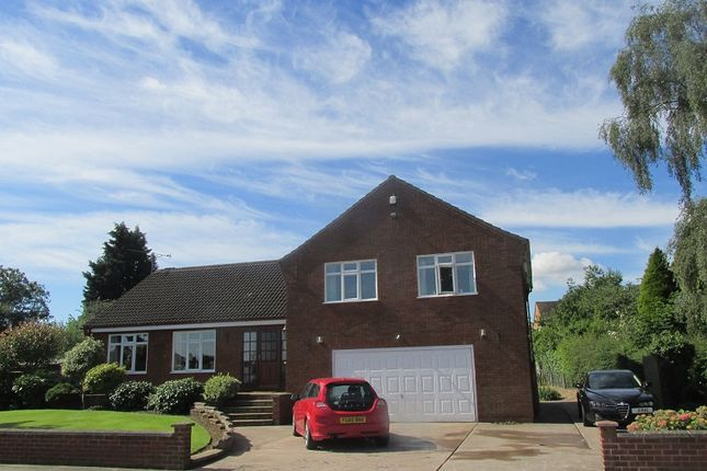 Thumbnail Detached house for sale in Croft Road, Leicester