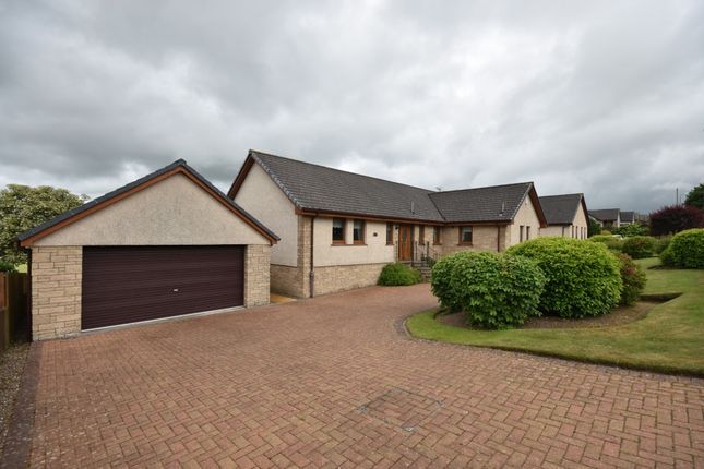 Thumbnail Detached bungalow for sale in 59 Sherifflats Road, Thankerton