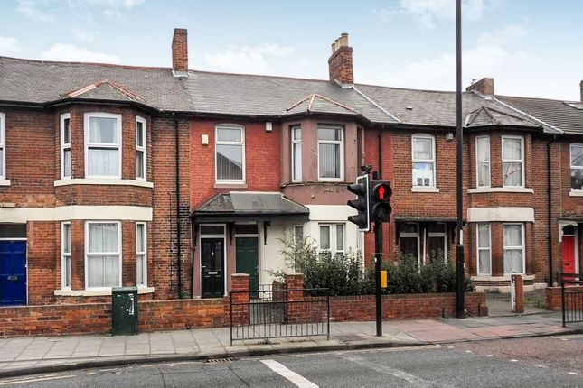 2 bed flat to rent in Chillingham Road, Heaton, Newcastle Upon Tyne
