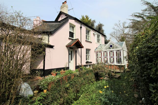 Thumbnail Detached house for sale in Lustleigh, Bovey Tracey, Devon