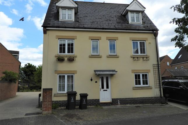 Thumbnail Detached house to rent in Tortworth Road, Redhouse, Swindon Wiltshire
