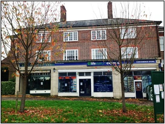 Retail premises to let in Woodlands Park Road, Birmingham