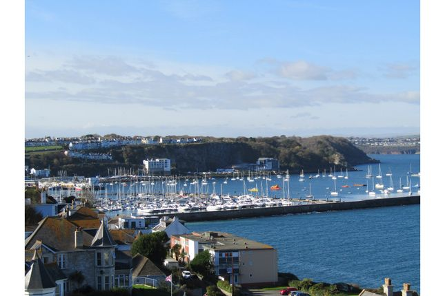 Thumbnail Flat for sale in Victoria Road, Brixham