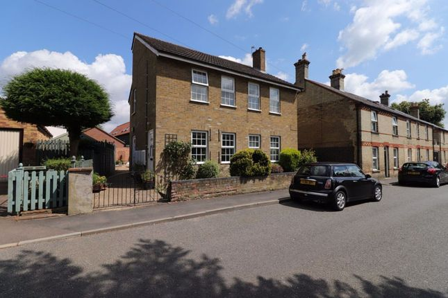 Thumbnail Flat to rent in Silver Street, Buckden, St. Neots