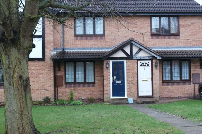 Thumbnail Semi-detached house to rent in Newcastle Close, Grantham