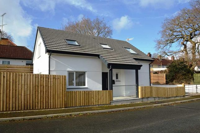 Thumbnail Detached house for sale in Berryman Crescent, Falmouth