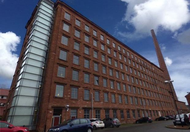 Thumbnail Flat to rent in Apartment 6 East Block, Shaddon Mill, Shaddongate, Carlisle