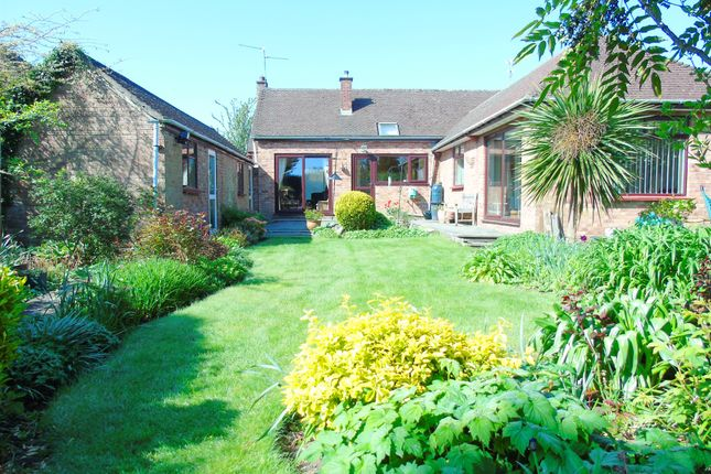 Thumbnail Detached bungalow for sale in Cherwell Road, Penarth