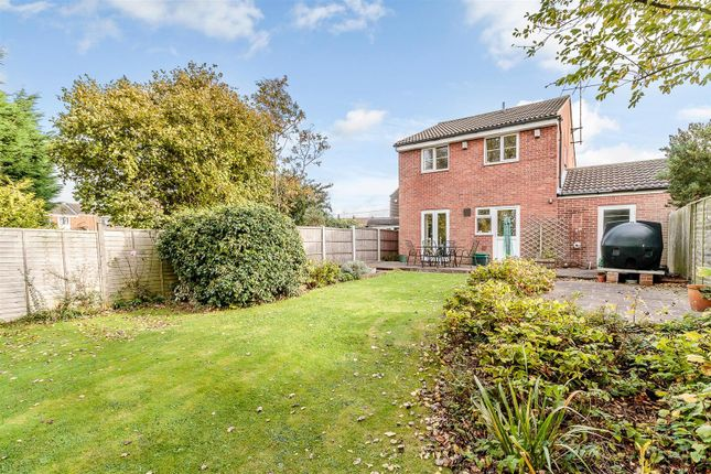 Thumbnail Detached house for sale in Loves Green, Highwood, Chelmsford