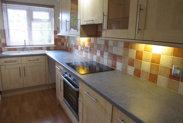 Thumbnail End terrace house to rent in Kitter Drive, Staddiscombe, Plymstock