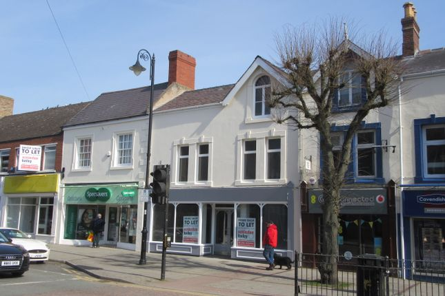 Thumbnail Retail premises to let in 3 High Street, Mold