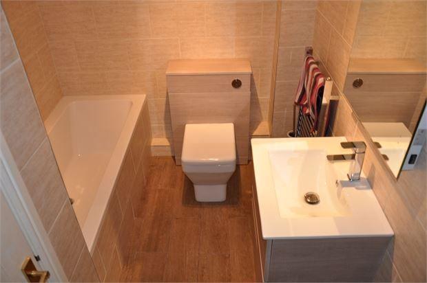 Bathroom of Stainthorpe Court, Hexham, Northumberland. NE46