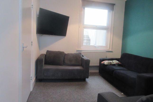 Living Room of Cobden Road, Brighton BN2