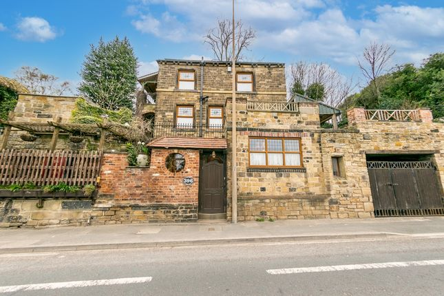 4 bed detached house for sale in Woodend Cottages, Woodend Road, Mirfield WF14