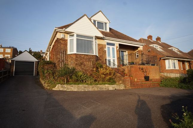 Thumbnail Detached house for sale in Pentland Rise, Portchester, Fareham