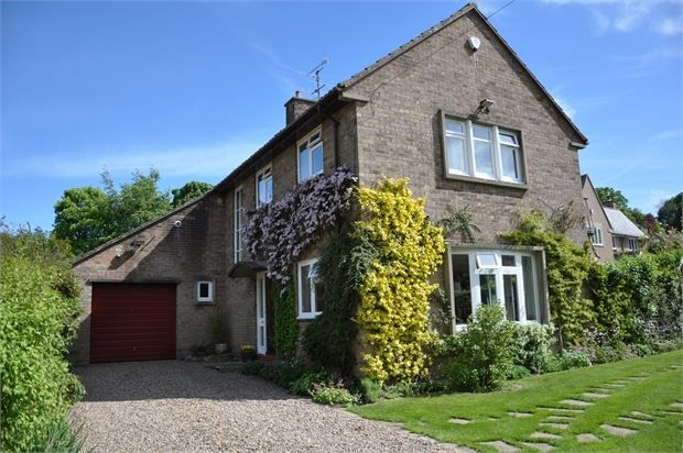 Thumbnail Detached house for sale in Millfield Road, Riding Mill, Northumberland.