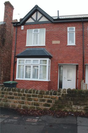 Thumbnail Semi-detached house to rent in Peverill Road, Beeston, Nottingham