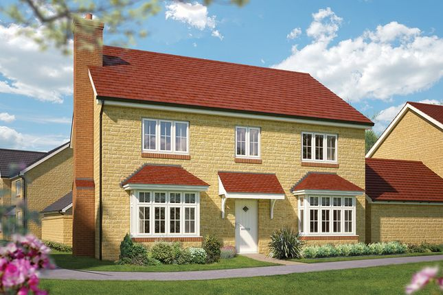 "Thumbnail Property for sale in ""The Lime"" at Gainsborough, Milborne Port, Sherborne"